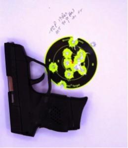 Taurus 738 Target2