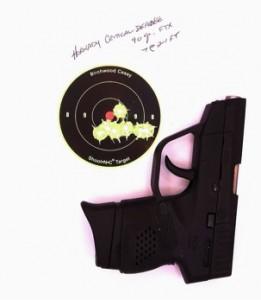 Taurus 738 target 1