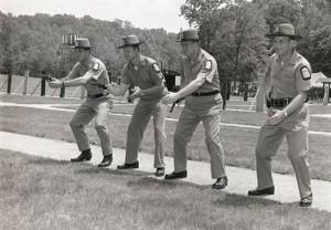 1960s police training